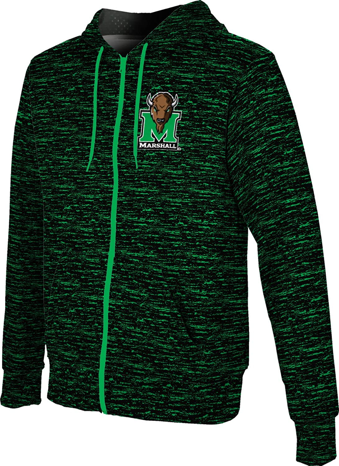 ProSphere Marshall University Boys Fullzip Hoodie Brushed