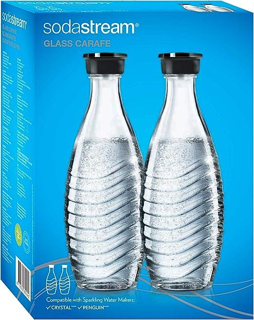 sodastream glasflaschen angebot
