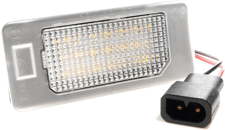 Led Kennzeichenbeleuchtung Von Vinstar Plug Play Mit E Zulassung Canbus V 030109 1er E82 E88 3er E90 E91 E92 E93 5er E39 E60 E61 F07 F10 F11 F18 X1 E84 X3 F25 X5 E70 E72