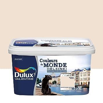Peinture Dulux Valentine Pour Murs Et Boiseries Couleurs Du Monde