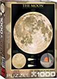 Eurographics the Moon Puzzle (1000 Pieces)