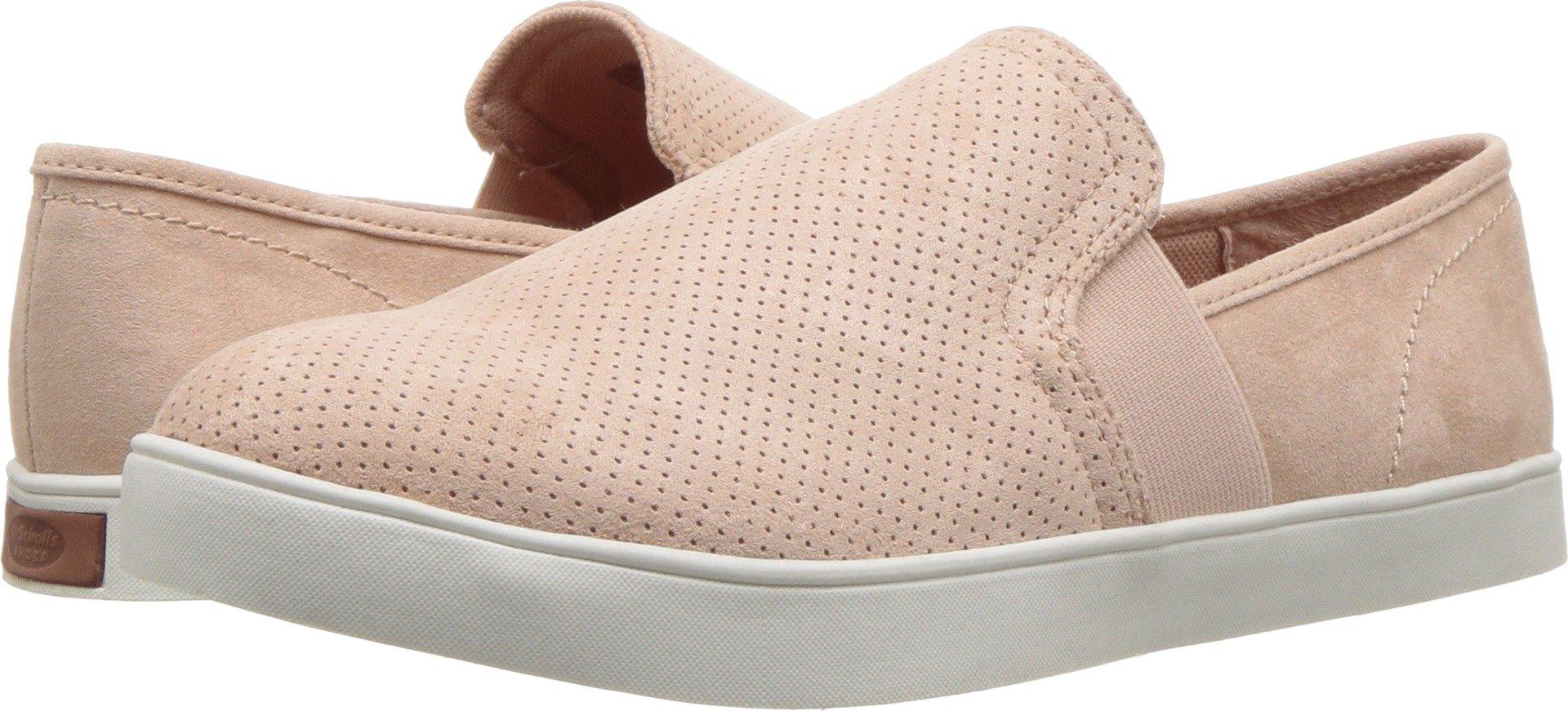 Dr. Scholl's Shoes Women's Luna Sneaker, Maplesugar Blush Microfiber, 11 M US