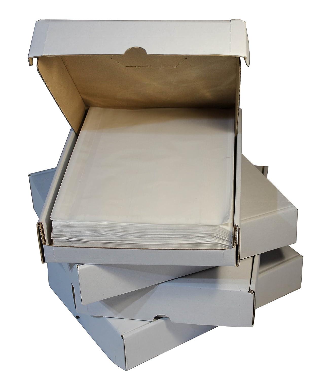 Docustick 1.000 Buste autoadesive porta documenti neutre formato C5 162x228 in confezioni da 250 Pz Paclist
