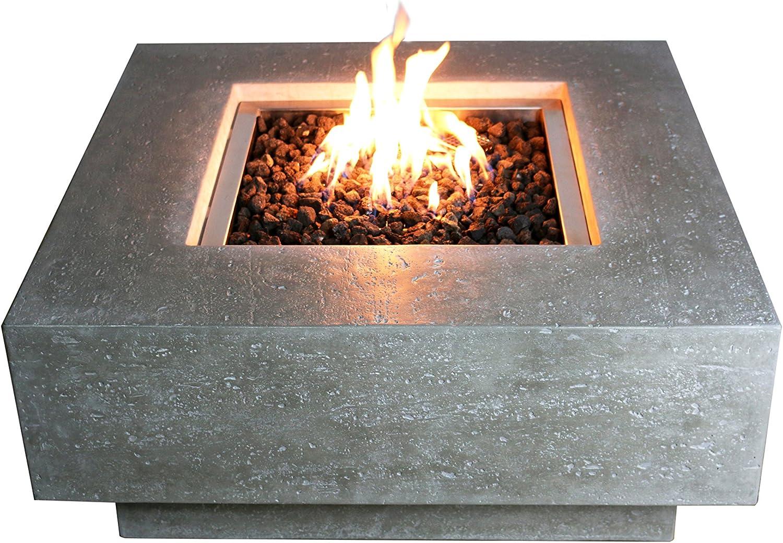 Elementi Manhattan Fire Pit – Natural Gas