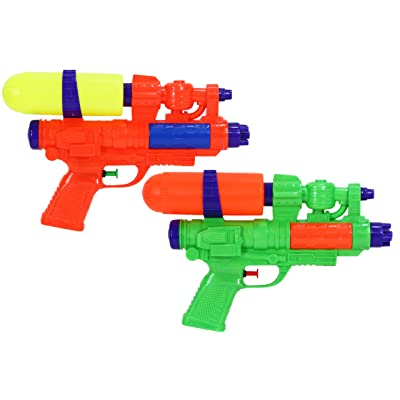 "Water Sports CSG X2 Water Pistol/Gun 11"" Assorted Colors: Automotive"