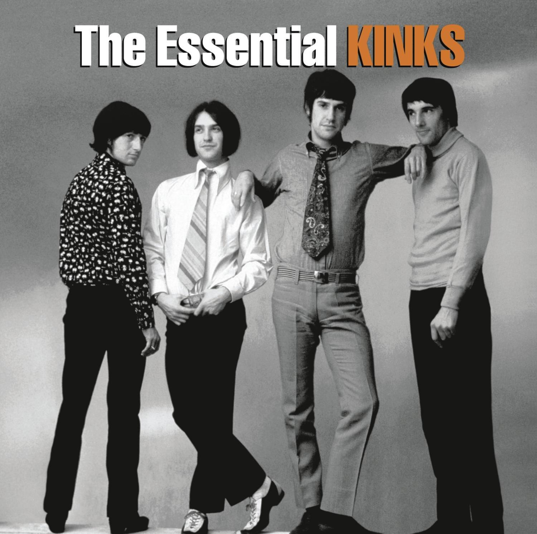 CD : The Kinks - Kinks : Essential (2 Disc)