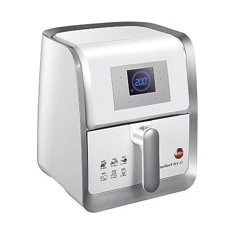 eldom Aparato Multifuncional de Cocina MFC1000 Fry, 1400W, Freidora de Aire Caliente Sin Aceite
