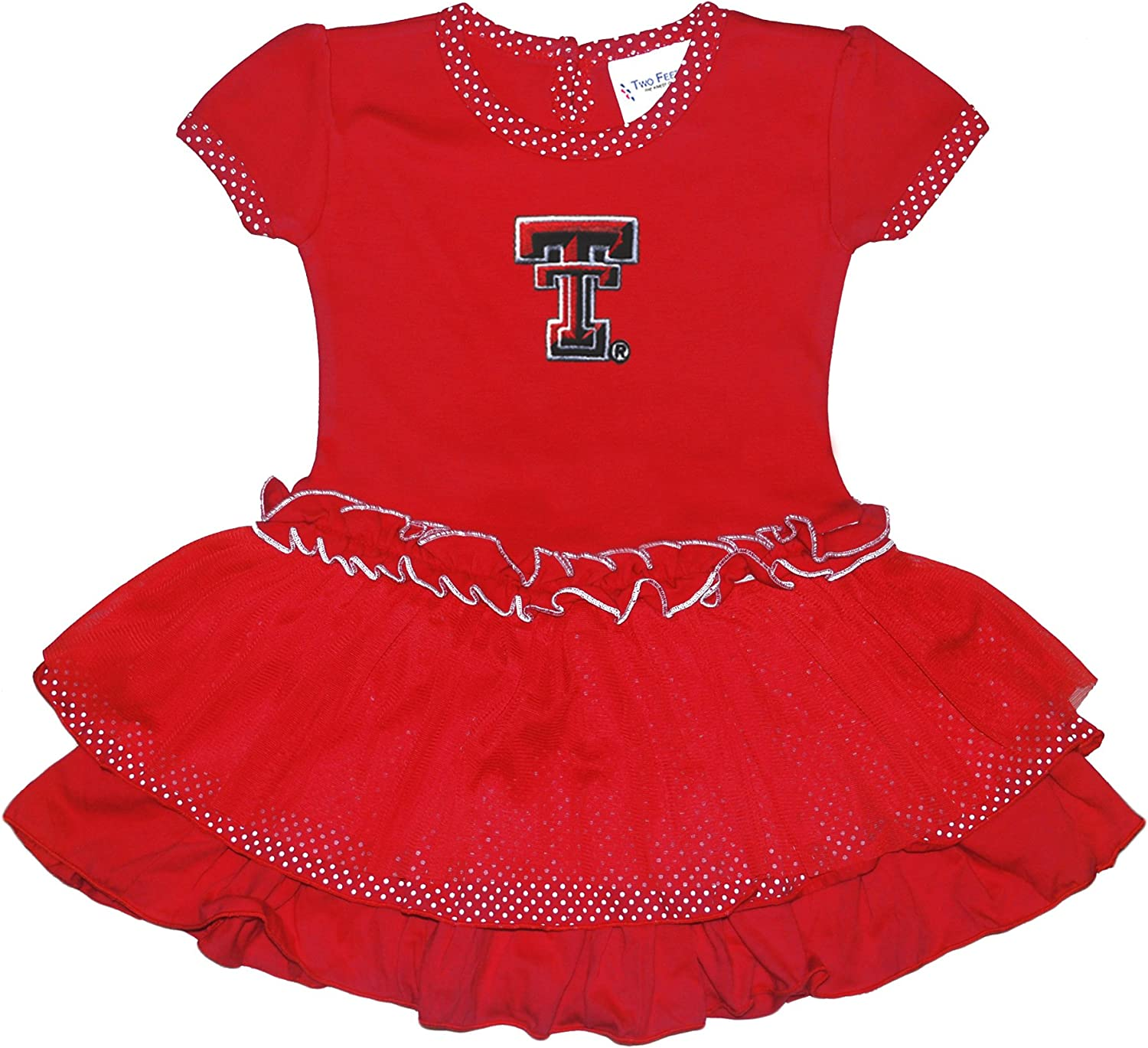 Two Feet Ahead NCAA Dress