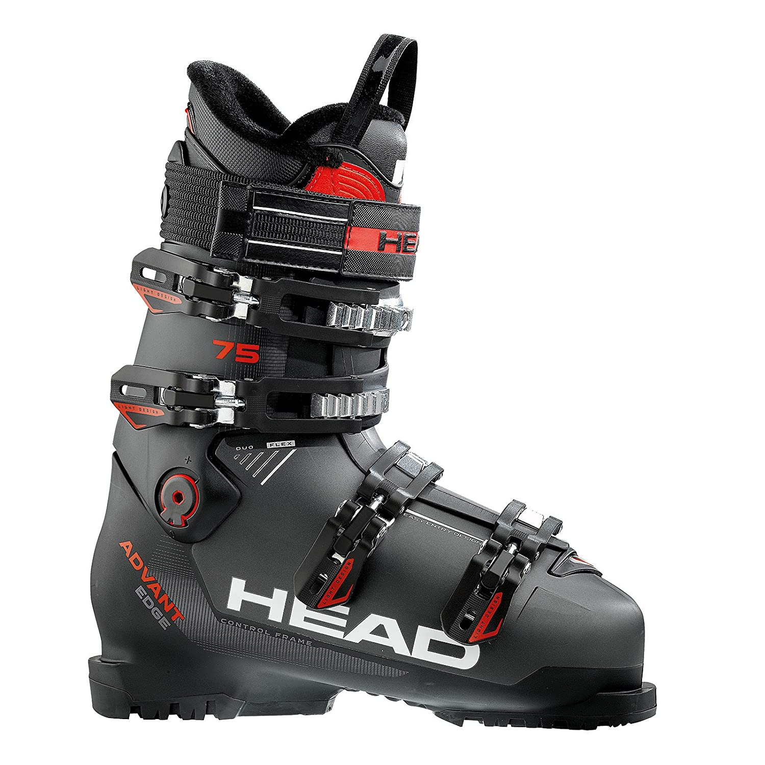 Head Advant Edge 75 Skischuhe (anthracite/black-red)