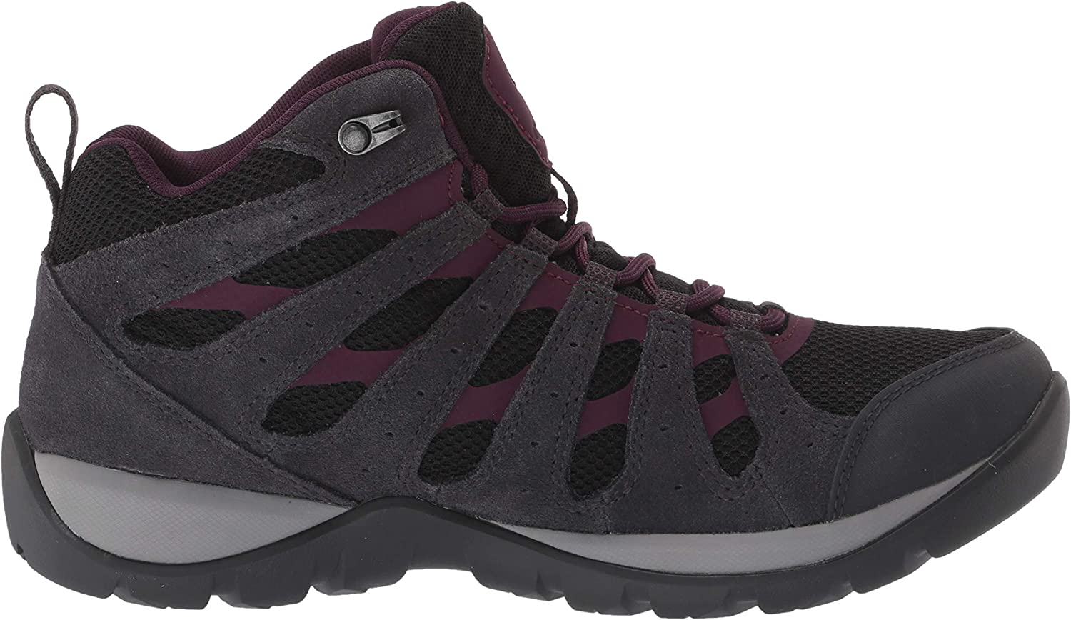 Breathable Leather Columbia Women/'s Redmond V2 Waterproof Mid Boot Hiking
