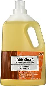 Indigo Wild Zum Clean Laundry Soap Detergent Patchouli 64oz