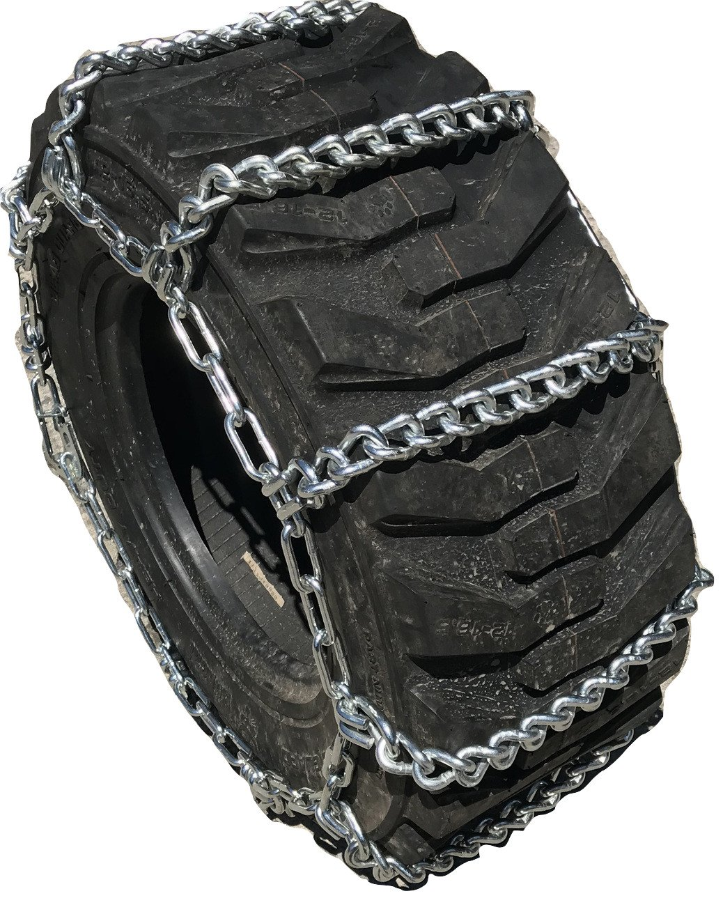 TireChain.com 10 16.5 10-16.5 Ladder Tractor Tire Chains Set of 2 by TireChain.com (Image #1)