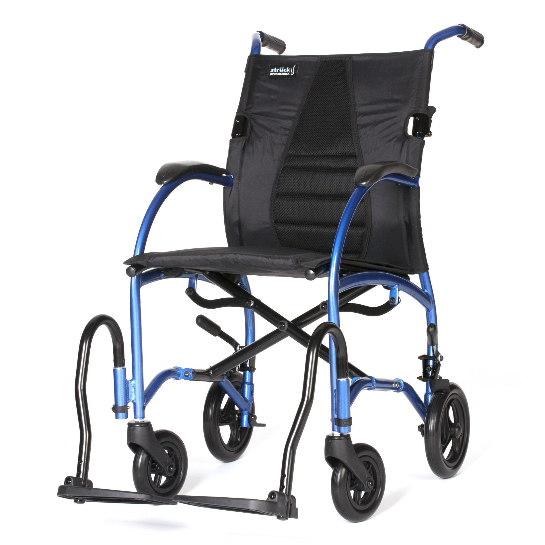 The Strongback Mobility Wheelchair - Second Place winner of the HME Retail Product award (sponsored by HomeCare magazine), Lightweight Portable Wheelchair for Healthy Posture and a Strong Back-1002