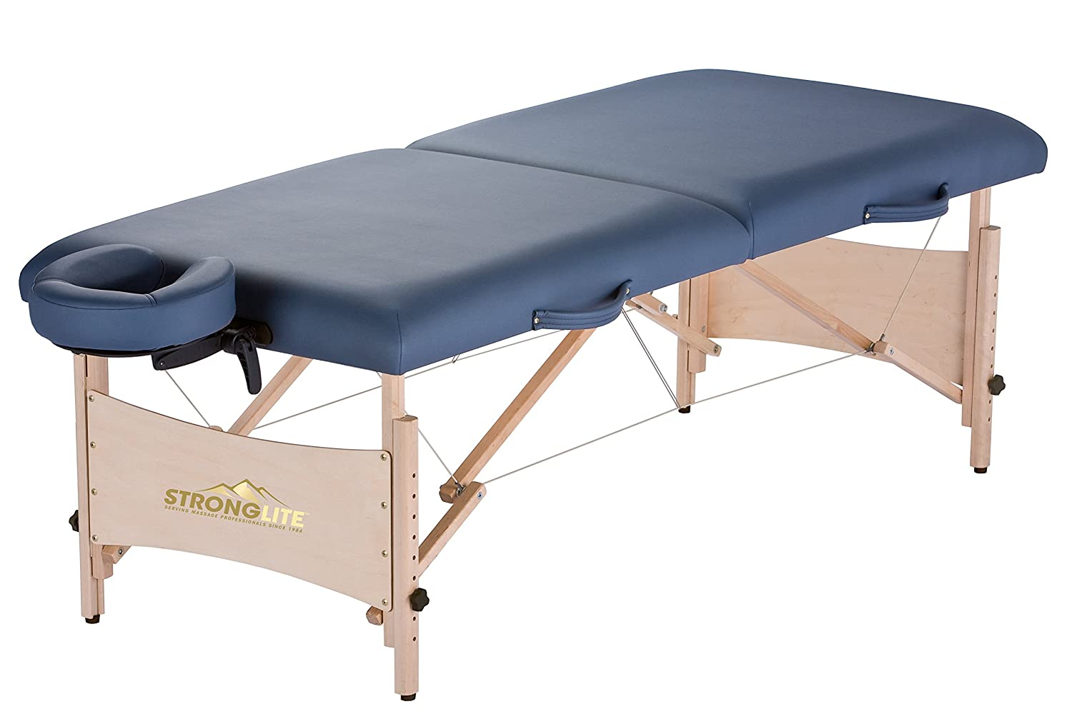 amazoncom stronglite standard portable massage table pkg agate health u0026 personal care