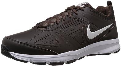 Nike Men's T-Lite XI Sl Velvet Brown,Metallic Platinum,Barbeque Brown  Outdoor