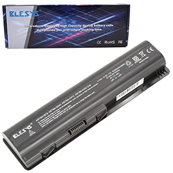 BLESYS 10.8V Compatible con HP Compaq 484170-001 484171-001 485041-003 Batería de computadora portátil: Amazon.es: Electrónica
