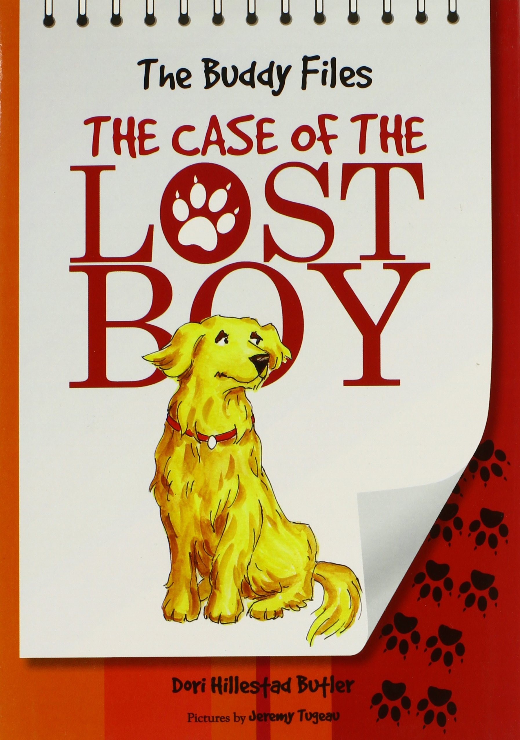 The Case of the Lost Boy (The Buddy Files) pdf epub