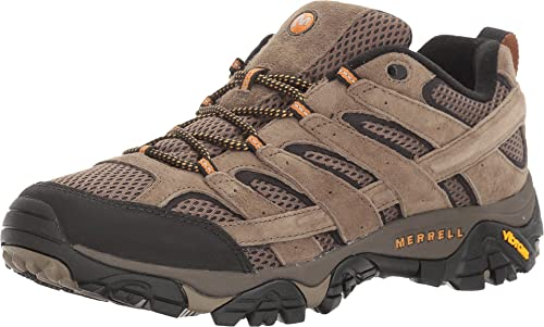 Merrell Moab 2 ventilator review: This model is ideal for a hot summer day hike.