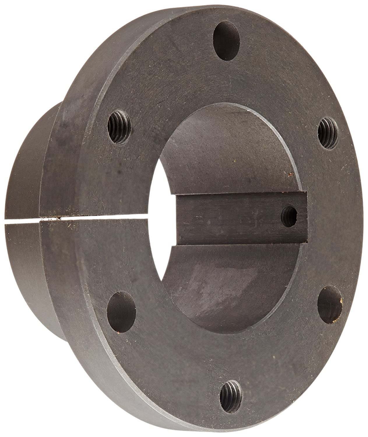 Shallow Keyway Standard Design Inch 2.62 Length 3.1875 Bore 20000 lbs//in Torque 3.834 OD TB Woods Type E E3316 Sure-Grip Bushing Cast Iron