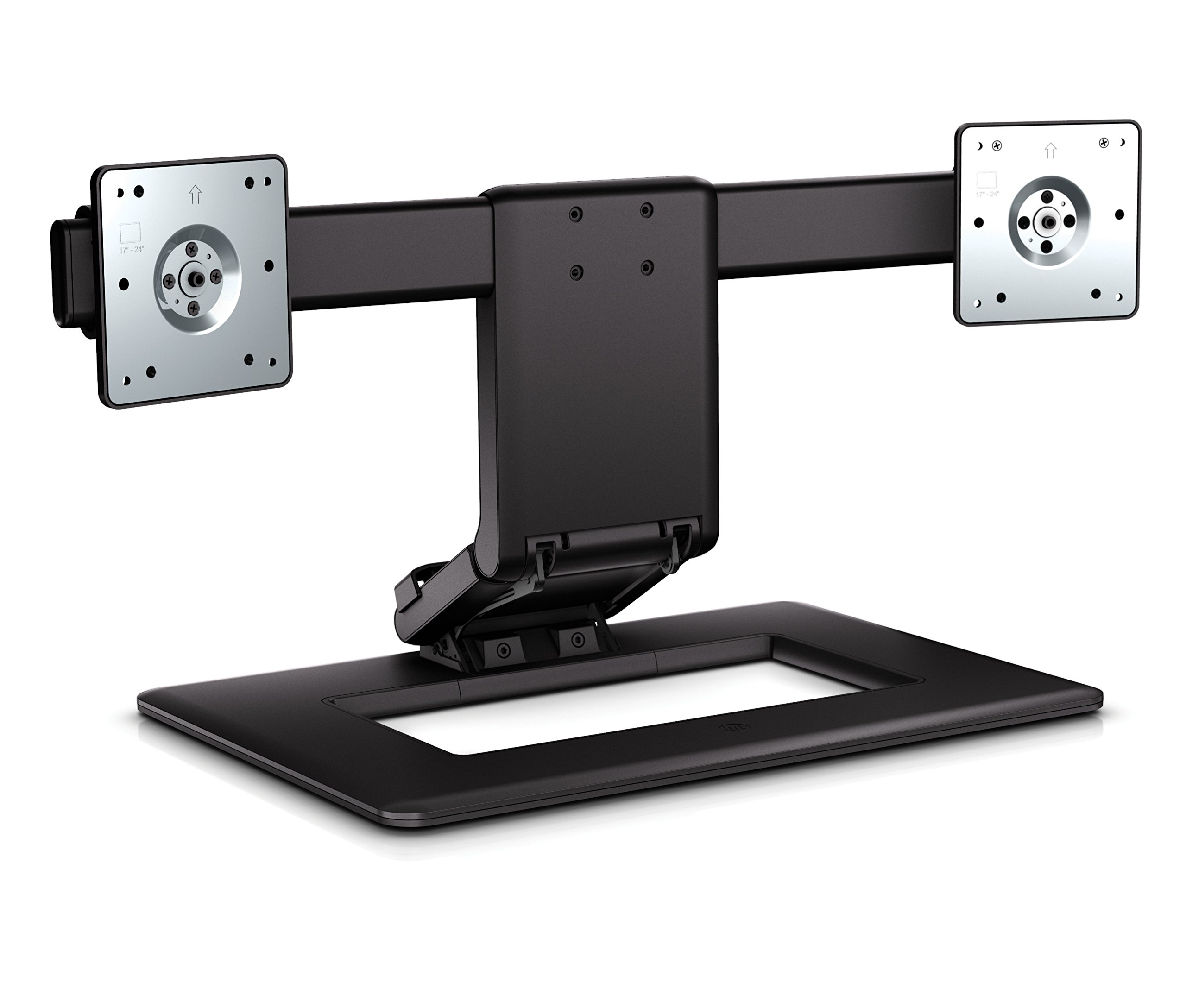 """HEWLETT-PACKARD AW664UT#ABA / Adjustable Dual Monitor Stand Up to 24"""" Monitor"""