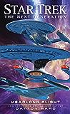 Headlong Flight (Star Trek: The Next Generation) (English Edition)