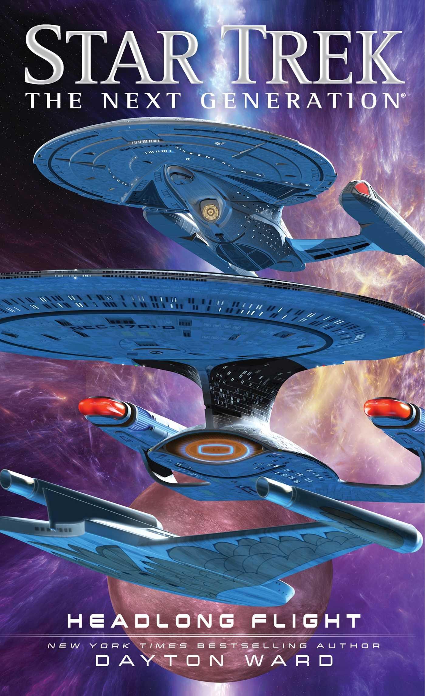 Headlong Flight Star Trek Generation product image