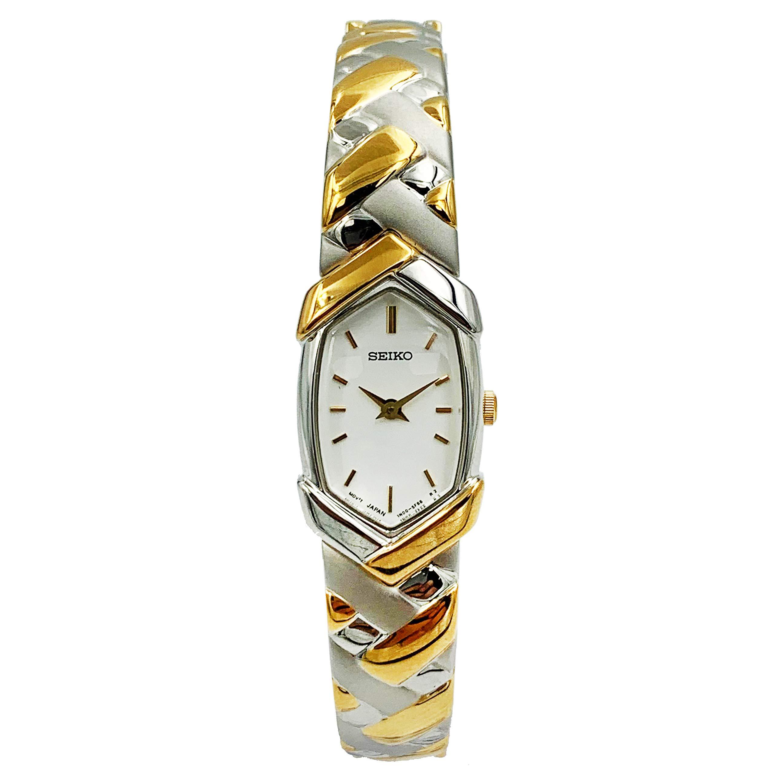 Seiko Women's Quartz Male Watch SXJZ28 (Certified Pre-Owned)