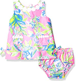d84dac01c92942 Lilly Pulitzer Girls Baby Lilly Shift Multi Squeeze The Day