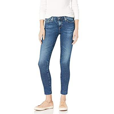 AG Adriano Goldschmied Women's Legging Ankle Super Skinny Fit Jean: Clothing