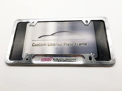 Amazon.com: STI Subaru Tecnica International Logo Emblem Custom ...