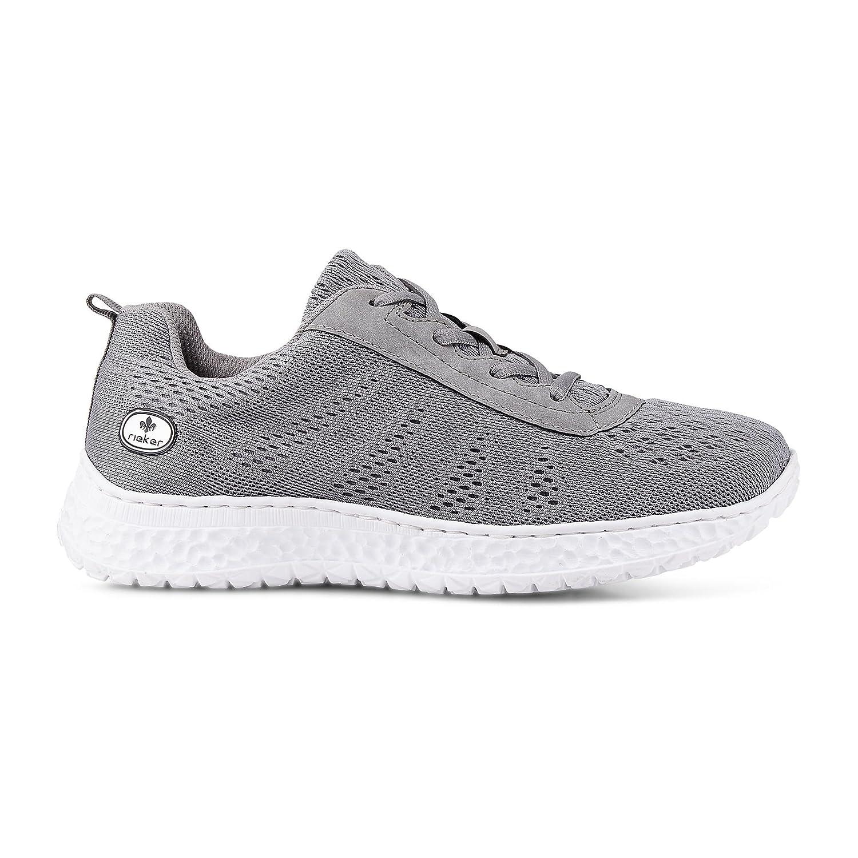 Damen die beste Wahl Rieker Sneaker 42 grau N5059 42