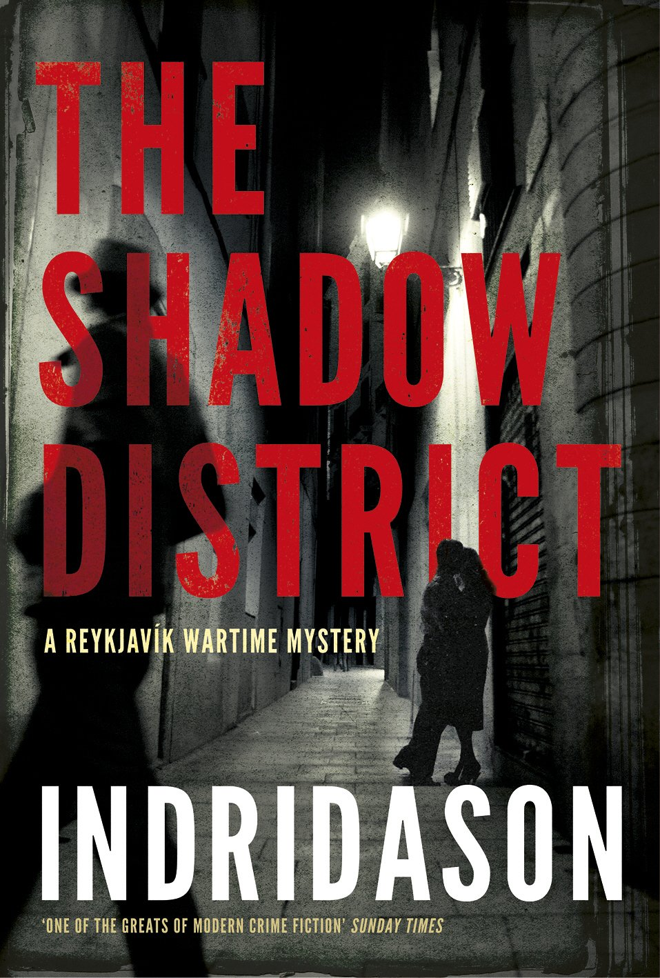 Read Online The Shadow District ebook