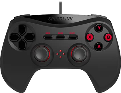 Speedlink Strike-FX gamepad driver not recognised