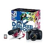 Canon EOS REBEL T7i Video Creator Kit