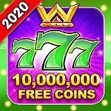 Winning SlotsTM - Free Vegas Casino Jackpot Slots! Spin for Bonuses & Jackpots! Claim 10,000,000 FREE COINS!