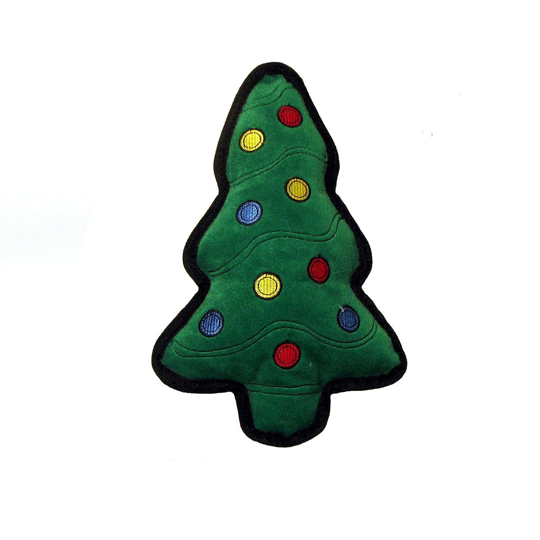 Amazon.com : Outward Hound Kyjen 32118 Holiday Tuff Ones Christmas ...