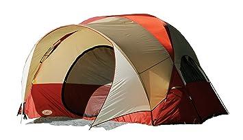 Texsport Clear Creek 3 Person Vestibule Tent Redtan 8 Feet X 10