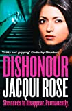 DISHONOUR: She needs to disappear. Permanently. (English Edition)