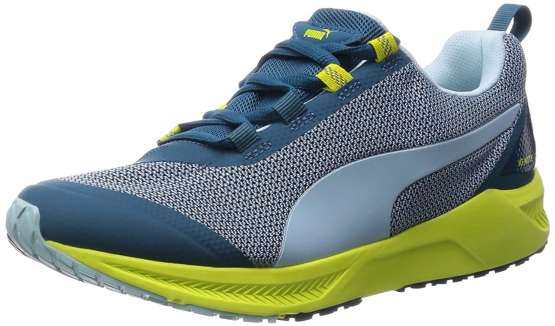 1ff2f32e2b1d Puma Ignite XT Women Running Shoes Fitness Jogging 188119 01 Blue ...