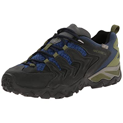 Merrell Men's CHAM Shift Vent WTPF Hiking Shoe   Hiking Shoes