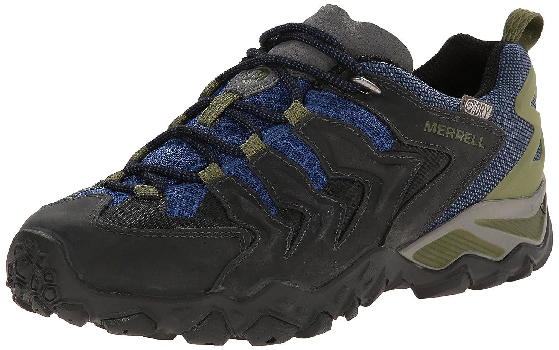 gris (Castle Rock bleu) 42 EU Merrell Chameleon Shift Vent Gtx, Chaussures de randonnée montantes homme