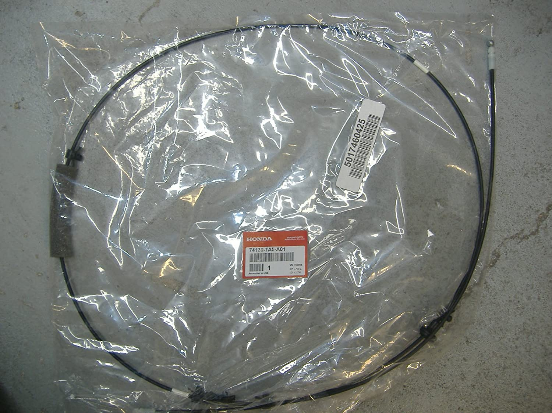Genuine Honda 74130-TA5-A01 Hood Wire Assembly