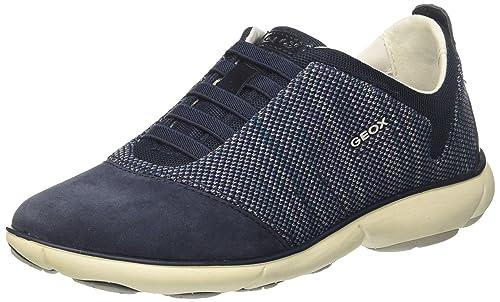 Geox D Nebula C, Zapatillas para Mujer: Amazon.es: Zapatos y complementos