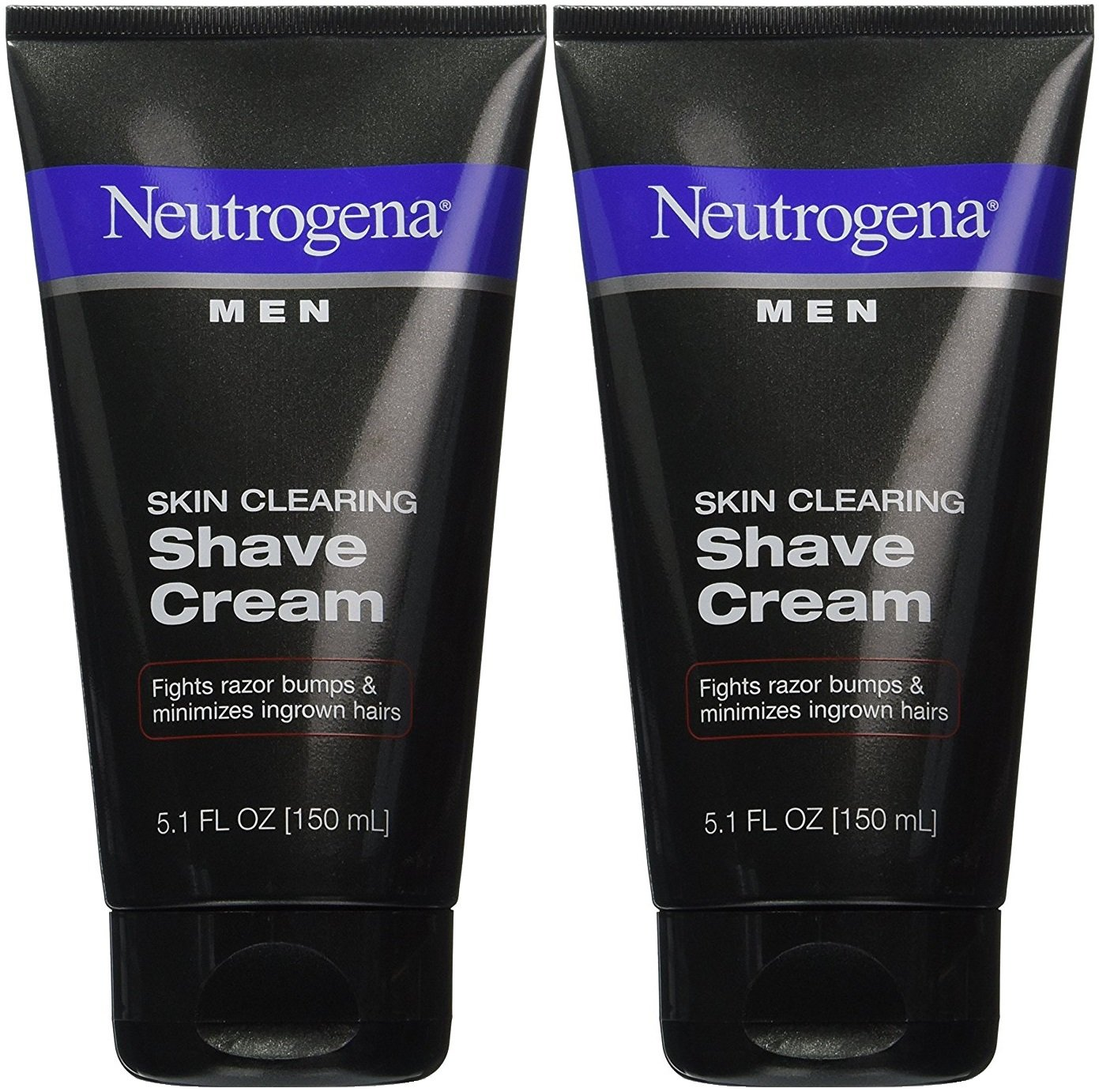 Neutrogena Men Skin Clearing Shave Cream - 5.1 oz - 2 pk Quidsi JJ-835B