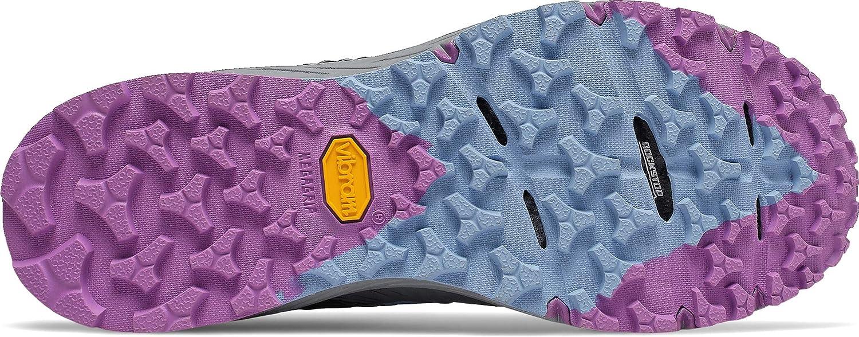 New Balance Summit Q.O.M Trail Running Chaussures de course pour femme Gris 2020