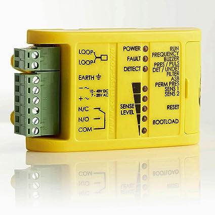 Amazing Control de señal de haz detector de bucle vehículo Universal vehículo detección