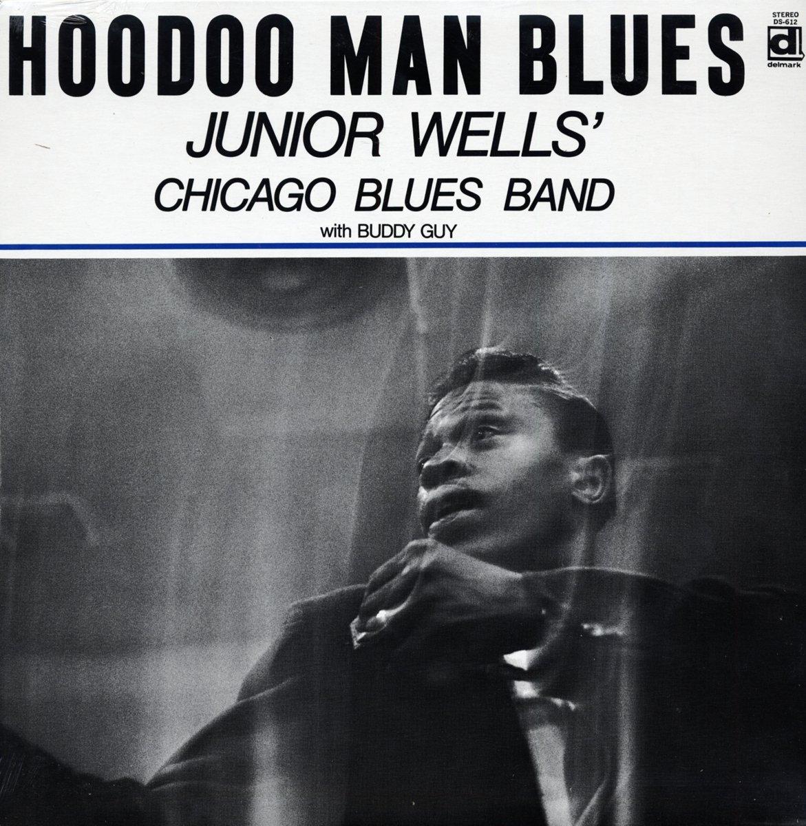 Hoodoo Man Blues [Vinyl] by Wells, Junior