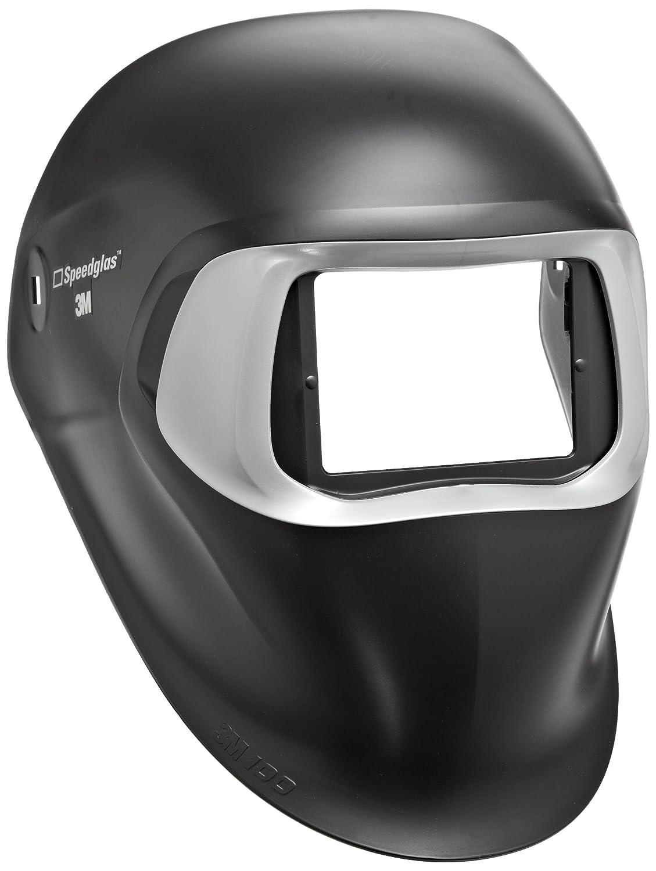 3M Speedglas Black Welding Helmet 100, Welding Safety 07-0012-00BL, without Headband and 3M Speedglas Auto-Darkening Filter by 3M Speedglas  B002JFY7VC