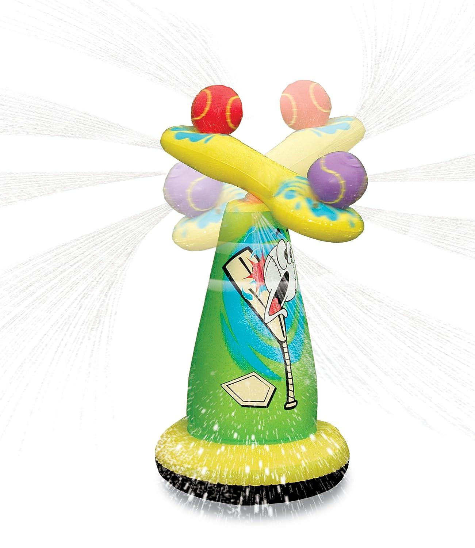 Amazon.com: zona de spray T-Ball Sprinkler: Toys & Games