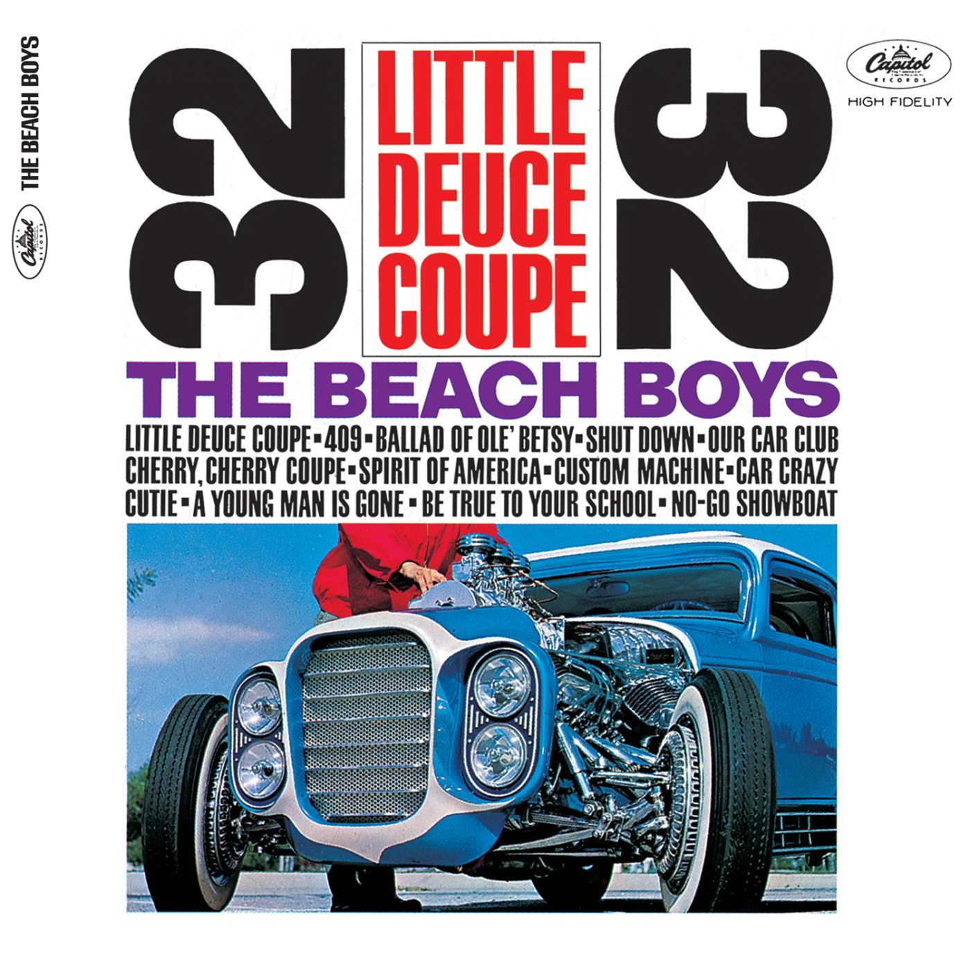 Little Deuce Coupe (Mono & Stereo Remasters) by EMI MKTG